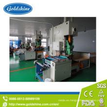 Proveedores de máquinas de envase aluminio hoja