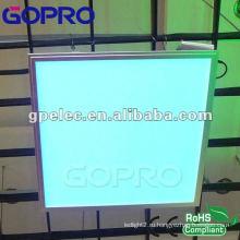 Красочные светодиодные панели 600 * 600 мм
