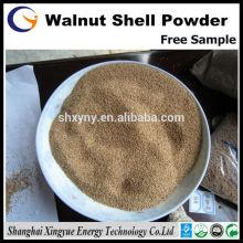Polvo de cáscara de nuez 60-100 polvo / harina de cáscara de nuez