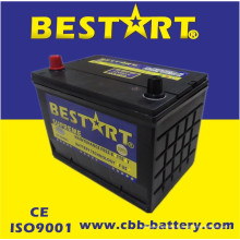 12V65ah Premium Quality Bestart Mf Bateria do Veículo Bci 34-600-Mf