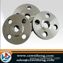 4 hole galvanized malleable iron pipe fitting flange