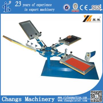 Sph450 Series Manual Hat & Textile Screen Impresora en venta