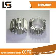 Iso 9001 certificate aluminum die casting auto spare parts