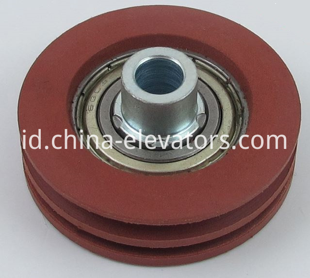 KONE Lift Door Synchronization Roller KM89761G01