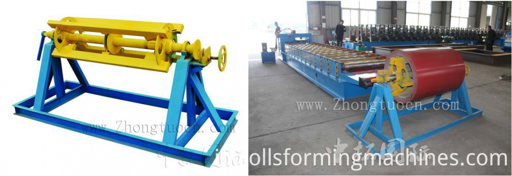 Sheet Metal Floor Decking Forming Machine 04