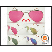 Klassische und meistverkaufte für Unisex-Metall-Sonnenbrillen (WSM503001)