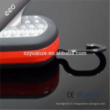 Lampe de poche led, lampe de poche la plus performante, lumières led de travail