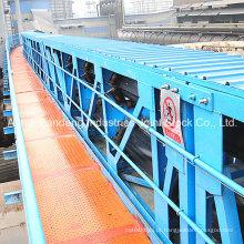 Sistema de transporte / transportador de correia de tubo / transportador de correia de tubo de Dg