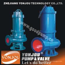 Pompe à eaux usées submersibles Qw