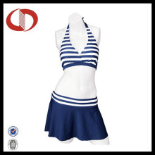 Two Piece Striped Hot Selling Women Swimwear
