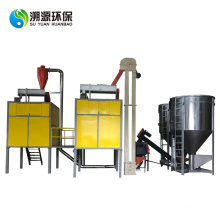Hochwertige Kunststoffrecyclingmaschine