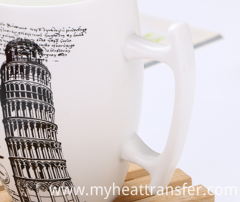 custom ceramic promotional mugs