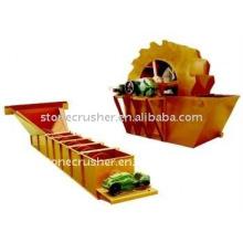Fournisseur professionnel de machines à laveuses à sable