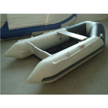 Small PVC Inflatable Tender Boat Dinghy (270cm)