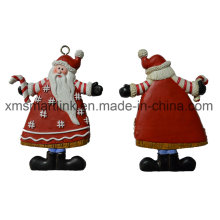 Santa Figurine Hanging Decoration Gifts