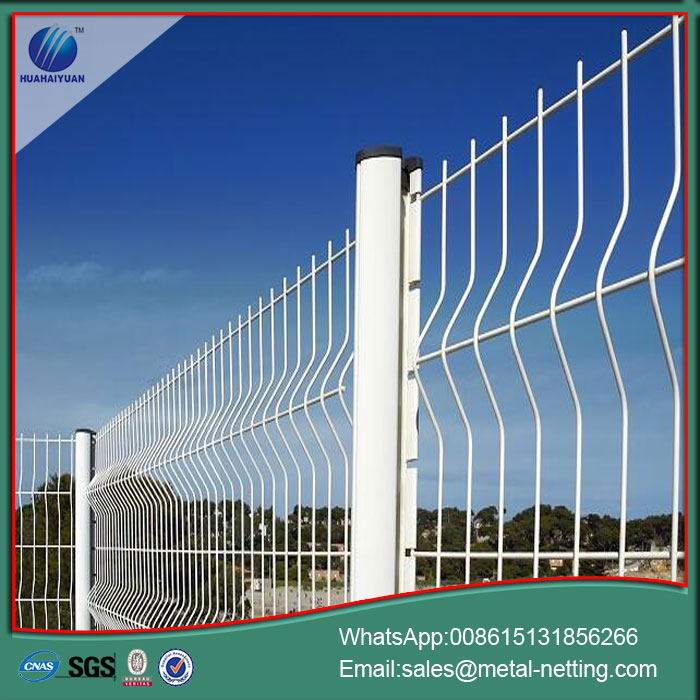 garden welded wire fence