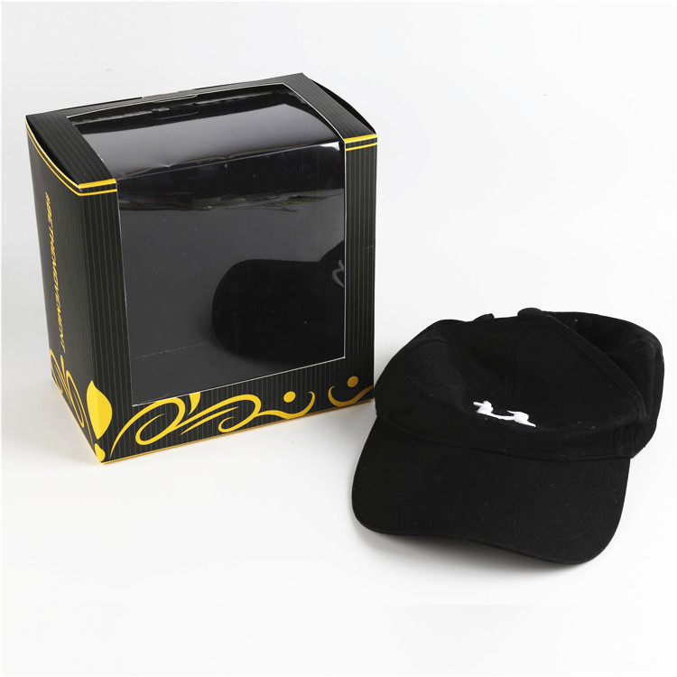 Box For Baseball Cap