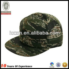 snapback hat camouflage caps with printed plain dyed