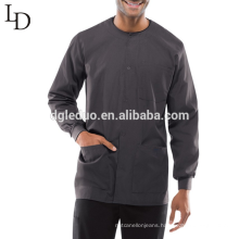 Comfortable design hospital medical men uniform