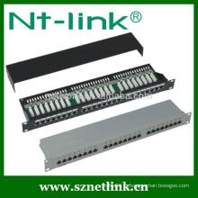 STP 24 port cat5e rj45 Smart Patch Panel