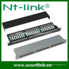 Патч-панель STP 24 порт cat5e rj45
