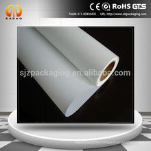 200mic matte Opaque PET inkject film for HP indigo