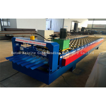 Water Wave Roof Tile Roll Forming Machine