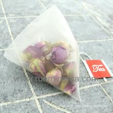 Pequeno almoço inglês Pirâmide de Rosa Bolsas Para Compras