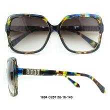 2017 gafas de sol personalizadas elegantes marcos de gafas