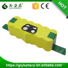 Aspirador de batería de recarga NIMH 14.4v