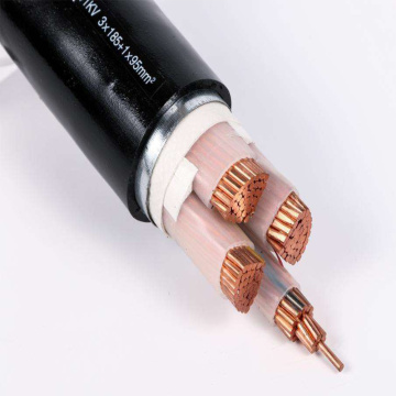Armoured Shielded Radiation XLPE Insulated  Control Cables