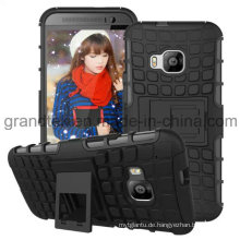 Stoßfest und staubdicht Combo Case für HTC M9 mit Ständer