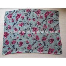 Imprimer le fabricant de l'écharpe en polyester bon marché
