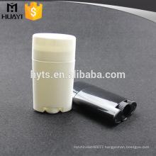 oval cream deodorant stick container