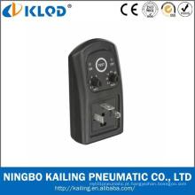 Válvula de solenoide Ningbo Klqd marca peças Timer