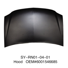 Hood for RENAULT LOGAN 2004-2012