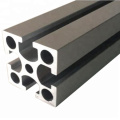 40X40 Silver anodized t slot aluminum extrusion profile