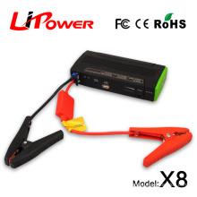 multi-function jump starter for laptop auto mobiles Emergency Tool Kit 12V li-ion battery 13600mAh