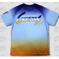 Unbranded Polyester Custom Sublimation Mode 3D T-Shirt