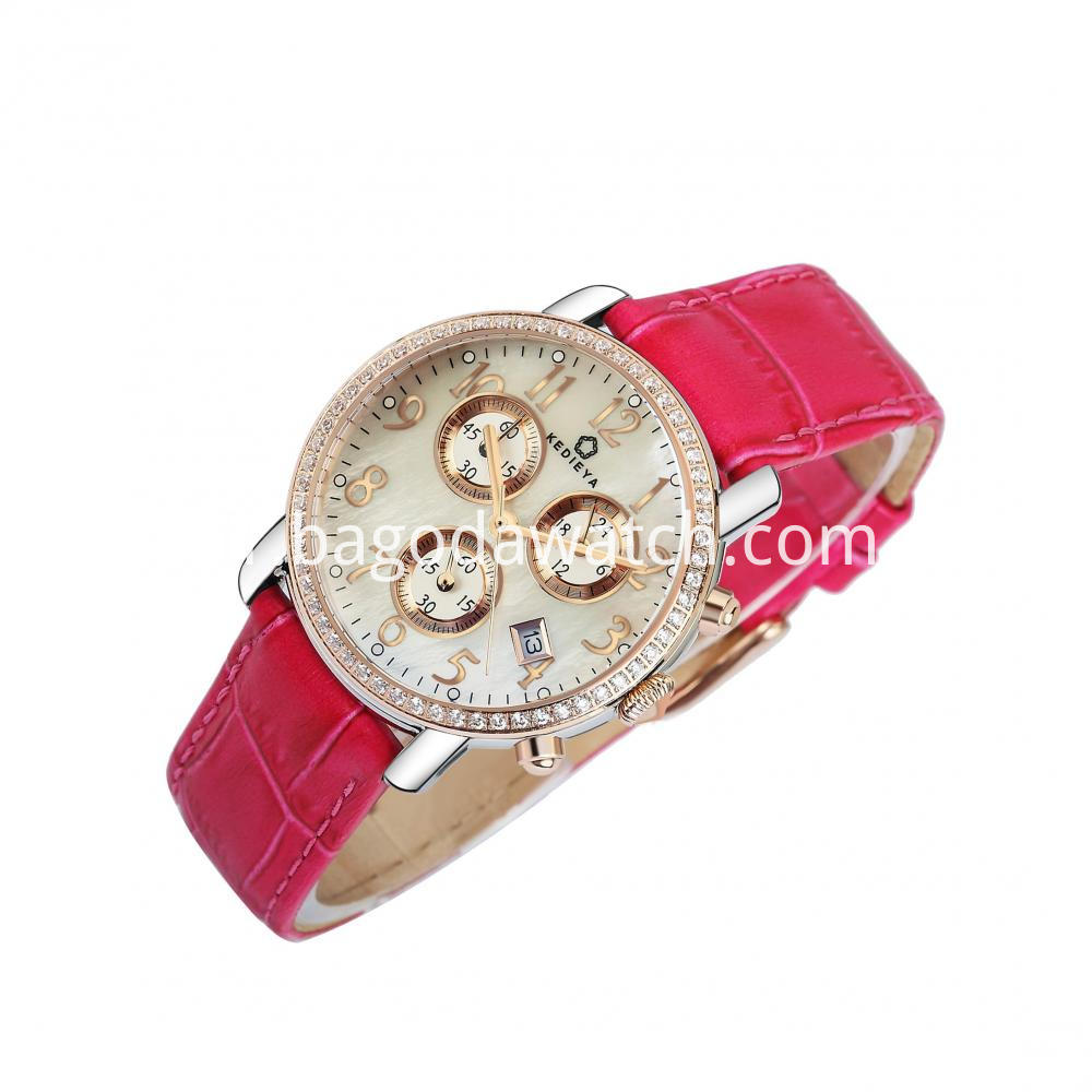 Womens Watches Chronograph