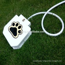 easily attaches to hose or faucet quick training dog drink water feeder