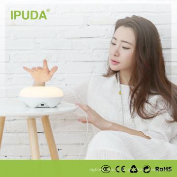 2016 Led lampe Motion Sensor LED nuit lumière ignifuge non-touch lampe de table