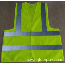 EN1150 warning Reflective Safety Children Vest