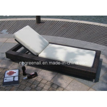 Rattan Used Chaise Lounge