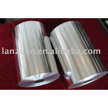 große Aluminium-Folienrolle