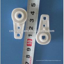 Componentes de toldo-Cortina de plástico Track Runner, corrimão corredor de trilho com aço talão no interior, acessórios de cortina