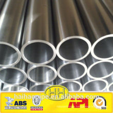 china seamless stainless steel pipe/tube