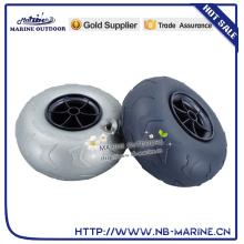 Nouvelles inventions sur le marché roue de ballon 300-8 roue PU en Chine