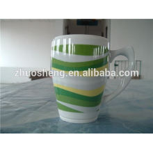 tendências produtos quentes personalizado café caneca cerâmica, caneca promocional