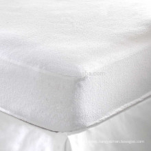 Hypoallergenic Soft Terry Towelling Cloth Fitted Sheet Waterproof Wholesale